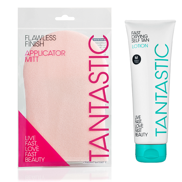TANTASTIC LOTION + FREE MITT !! NZ only
