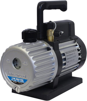 NEW MASTERCOOL 3CFM VACUUM PUMP