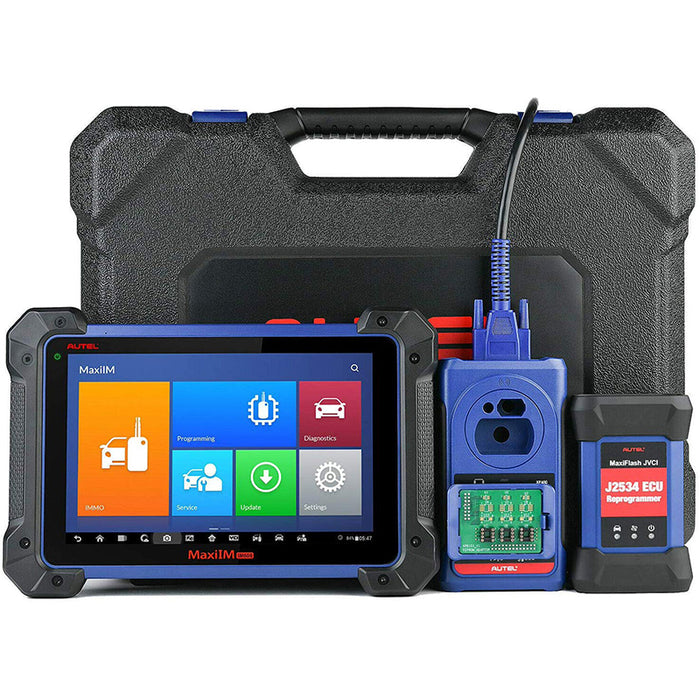 AUTEL KEY PROGRAMMER IM608 replaced by IM608prokpa