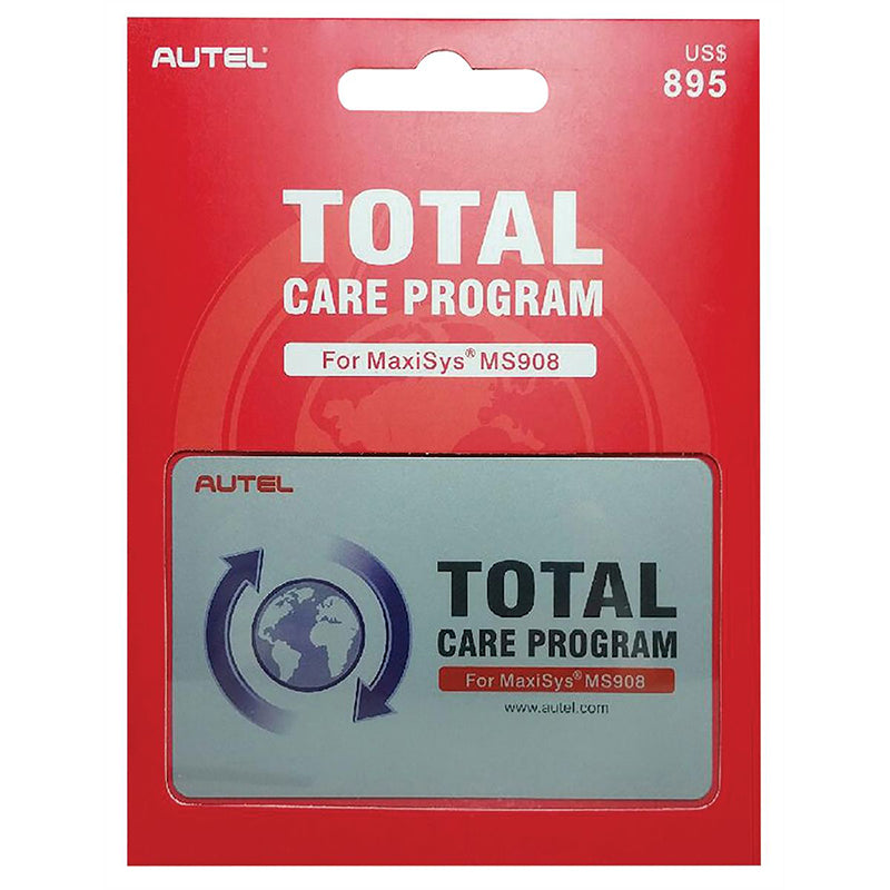 AUTEL MS908 & MS908S UPDATE CARD