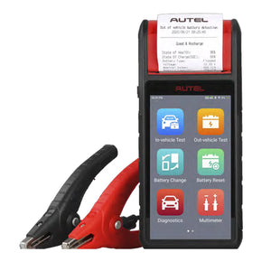 Autel MaxiBas BT608. BATTERY & ELECTRICAL SYSTEM DIAGNOSTIC TOOL