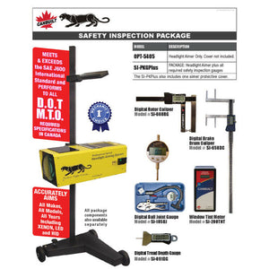 PANTHER SAFETY INSPECTION PACKAGE PLUS