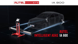 AUTEL IA800 INTELLIGENT ADAS SYSTEM EXTREMLY ACCURATE