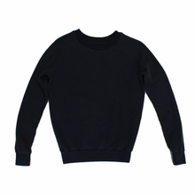 Load image into Gallery viewer, Madeline Raglan Sweatshirt - Black