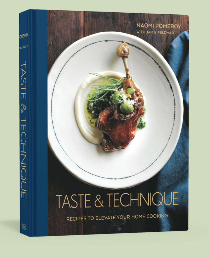 Signed! Taste & Technique: Recipes to Elevate Your Home Cooking