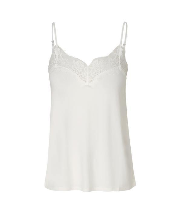 Cream Slip Top - le SHOP Bonn