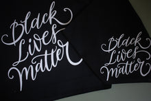 Load image into Gallery viewer, BLACK LIVES MATTER | BLM Bandana | Script Design