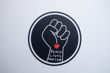 Load image into Gallery viewer, BLACK LIVES MATTER Stickers | BUNDLE & SINGLE STICKERS