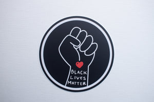 BLACK LIVES MATTER Stickers | BUNDLE & SINGLE STICKERS