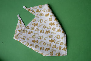 Iced Gingerbread Bandana