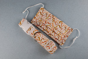Pottery Pattern Dog Collar