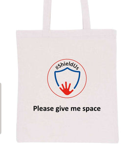 ShieldUs Cotton Shopping Bag