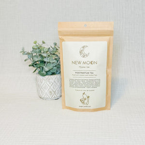 New Moon Postpartum Tea