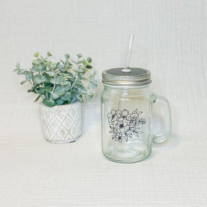 River and Lace Mug