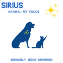Sirius Natural Pet Foods