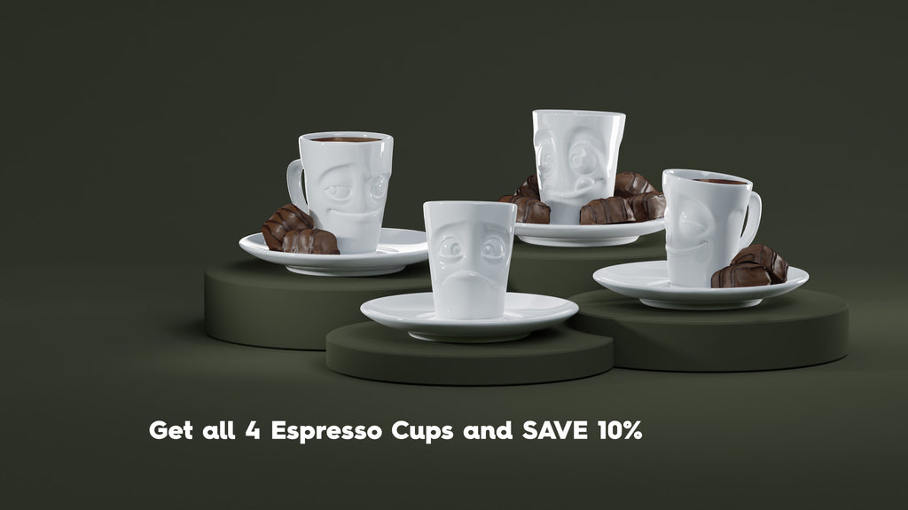 Buy Espresso Mug Set at discount from FIFTYEIGHT PRODUCTS