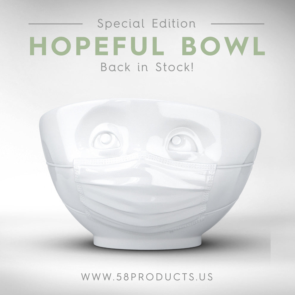 the HOPEFUL Bowl by FIFTYEIGHT PRODUCTS