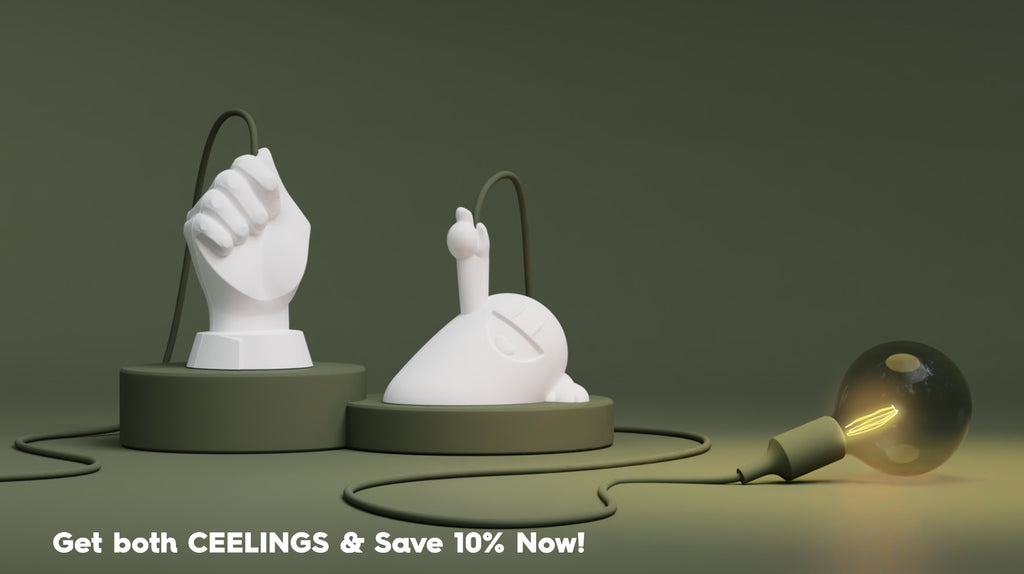 Buy both CEELINGS Canopies at a discount from FIFTYEIGHT PRODUCTS