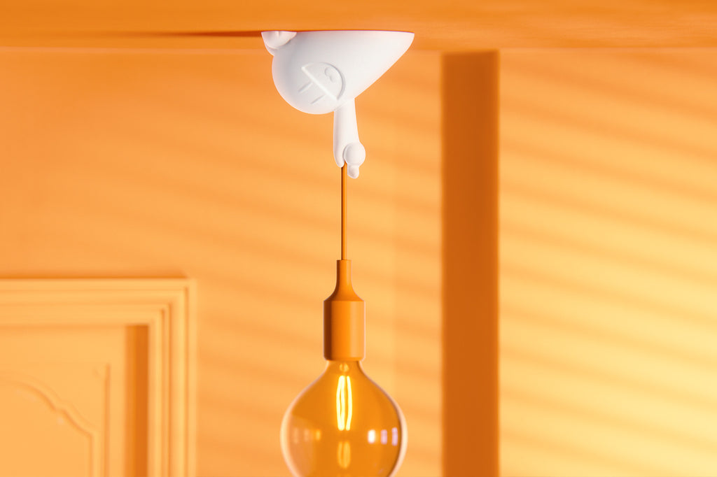 Designer light canopies for ceiling lights by FIFTYEIGHT PRODUCTS from the CEELINGS brand.