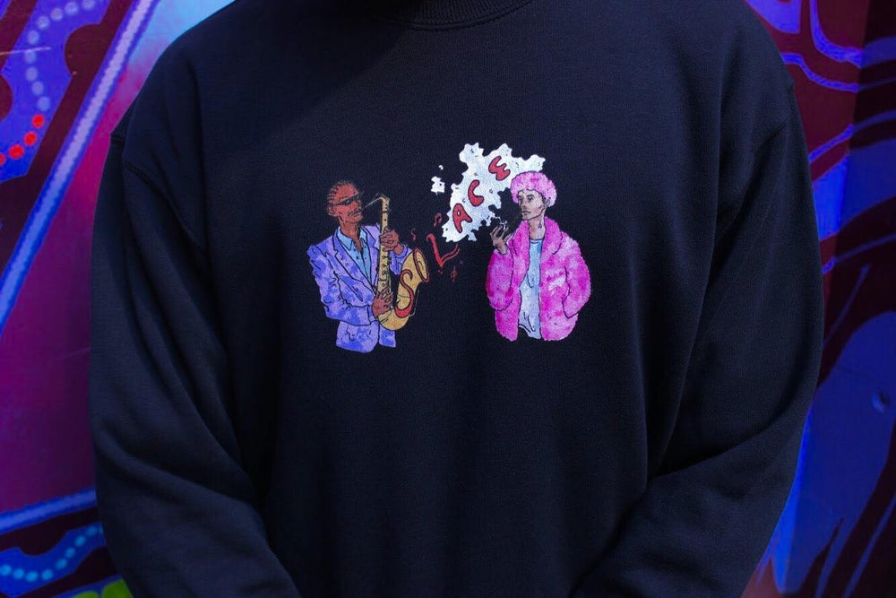 Load image into Gallery viewer, JAZZCLUB Crewneck