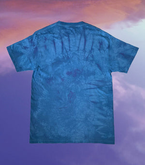 Load image into Gallery viewer, Sunflower tee - Blue