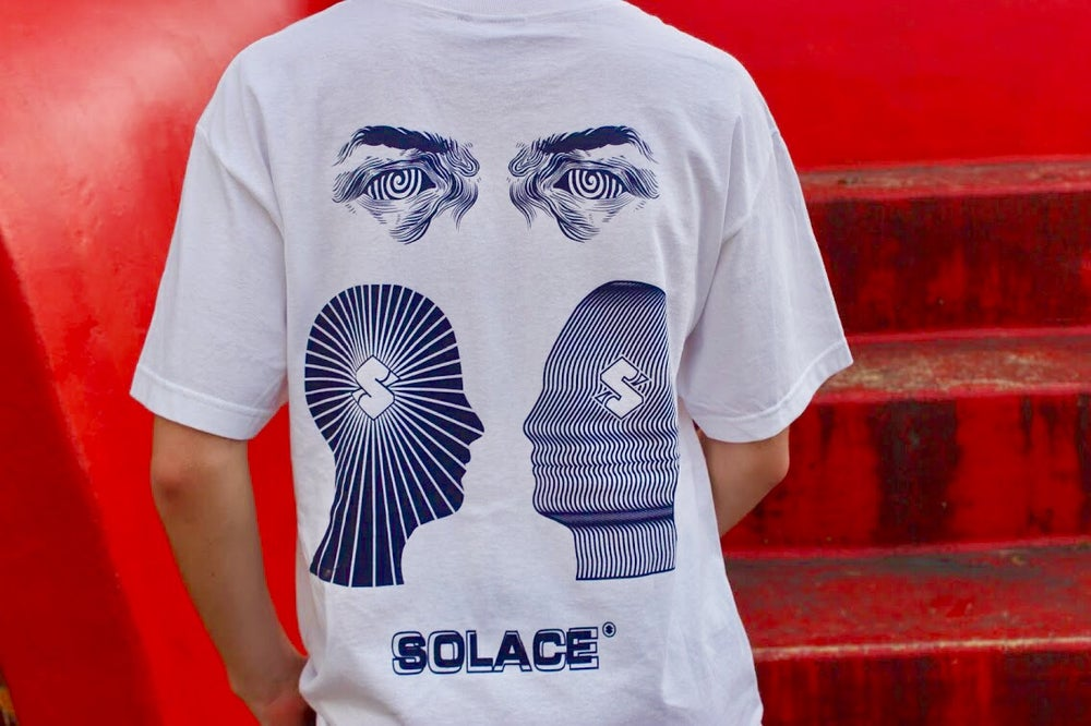 Load image into Gallery viewer, Wigout tee - White