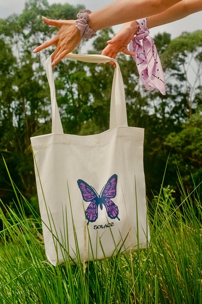 Butterfly Carrie Bag