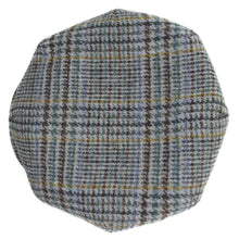 Afbeelding in Gallery-weergave laden, City Sport Pet multicolor groot geruit harris tweed