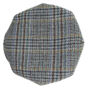 City Sport Pet multicolor groot geruit harris tweed