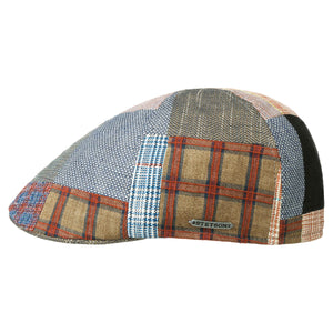 Stetson Pet multicolor patchwork katoen