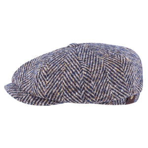 Stetson Pet multicolor visgraat donegal tweed