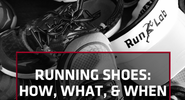 RUNNING SHOES: HOW, WHAT, & WHEN ~ GUEST BLOG BY DR. KIMBERLY DAVIS