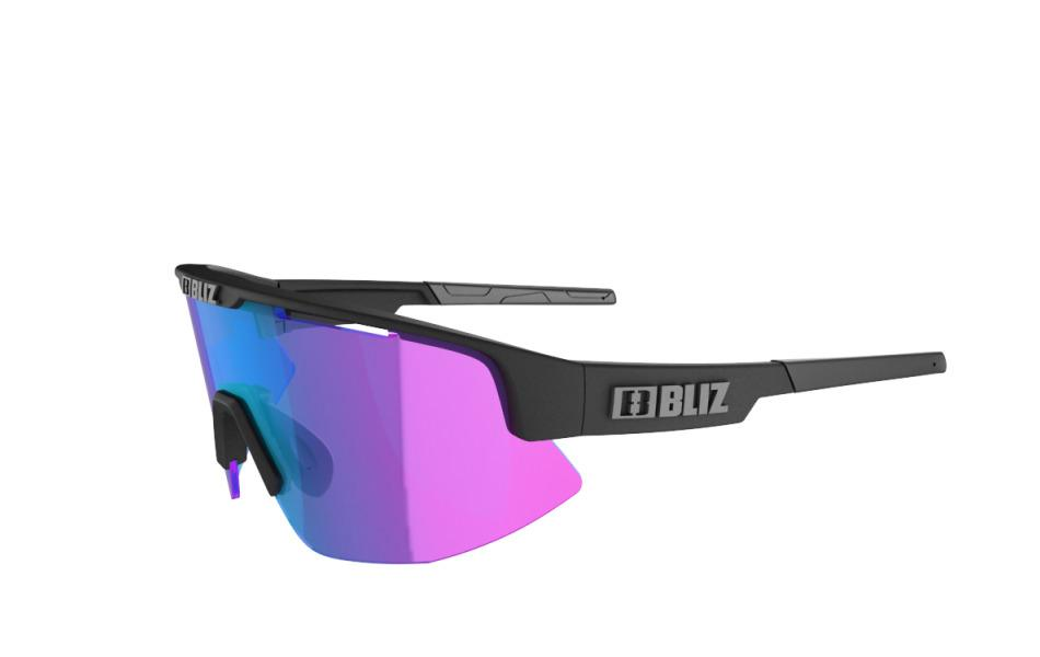 Bliz Matrix Nordic Light Sunglasses Matte Black Frame