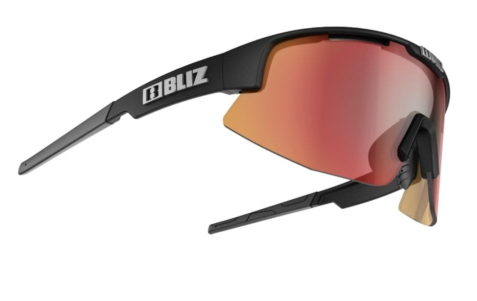 Bliz Matrix Sunglasses Matte Black Frame