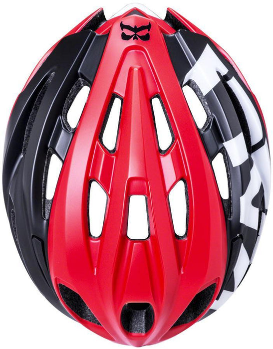 Kali Protectives Therapy Century Helmet - Matte Red/Black