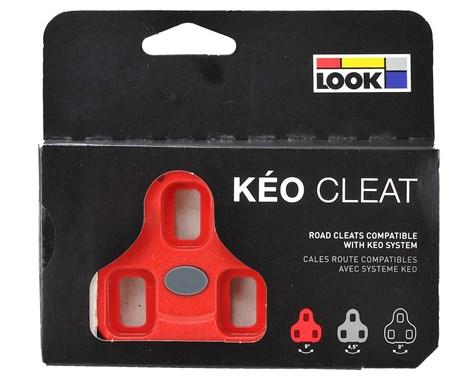 Look Keo 9° Float Cleats