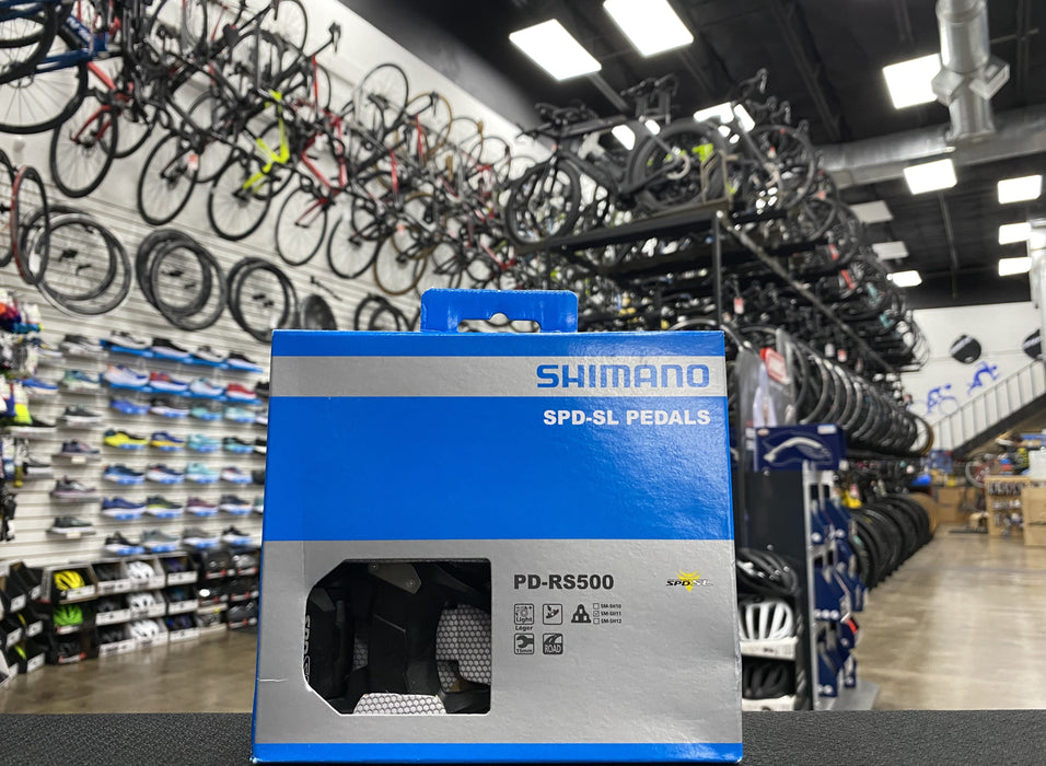 Shimano RS500 Pedals