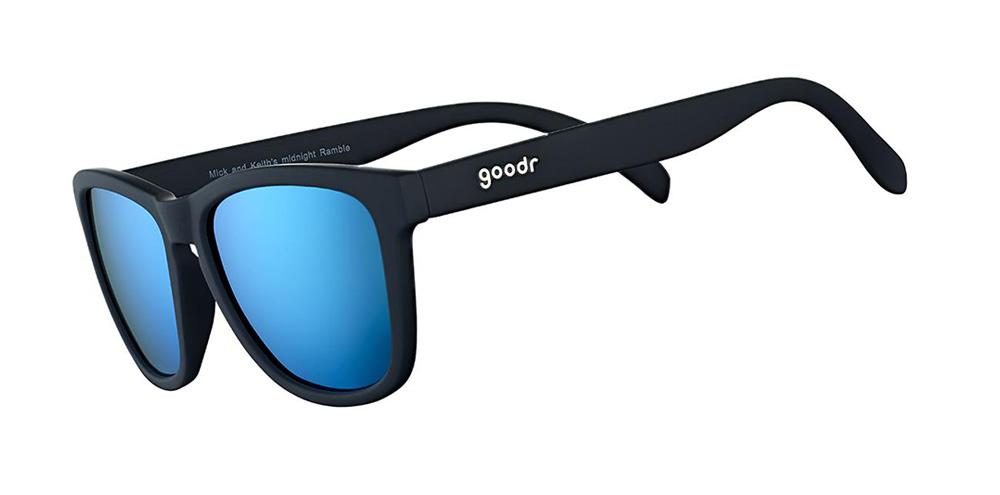 Goodr The OGs Mick And Keith's Midnight Ramble Classic Sunglasses
