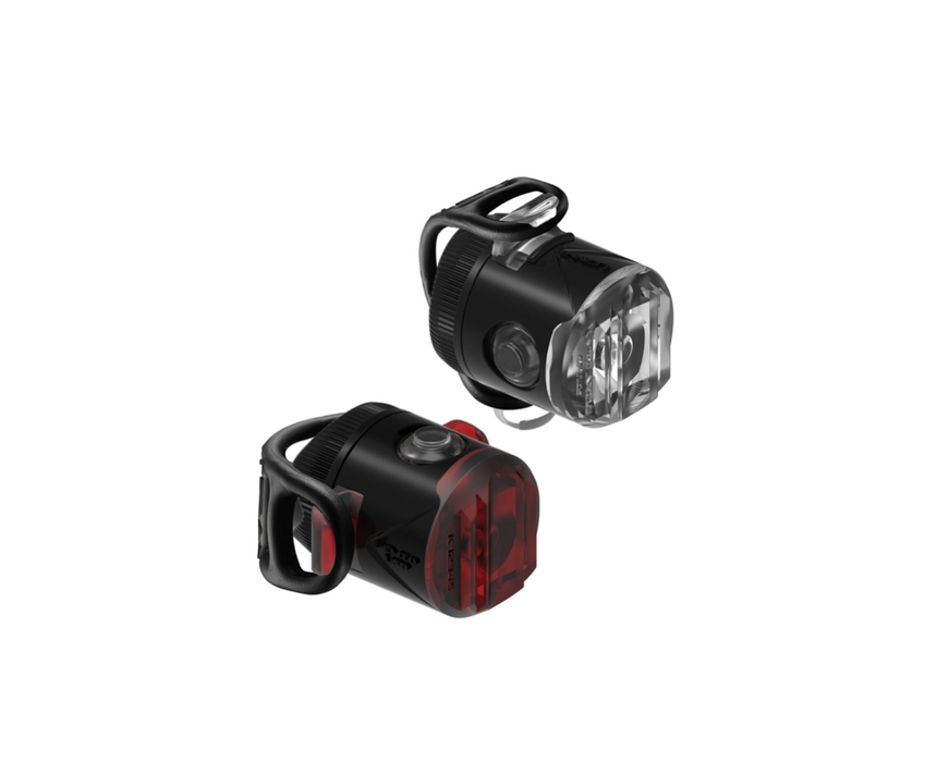 Lezyne Femto USB Drive LED Bike Light Pair