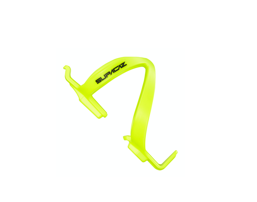 Supacaz Fly Cage Poly Neon Yellow