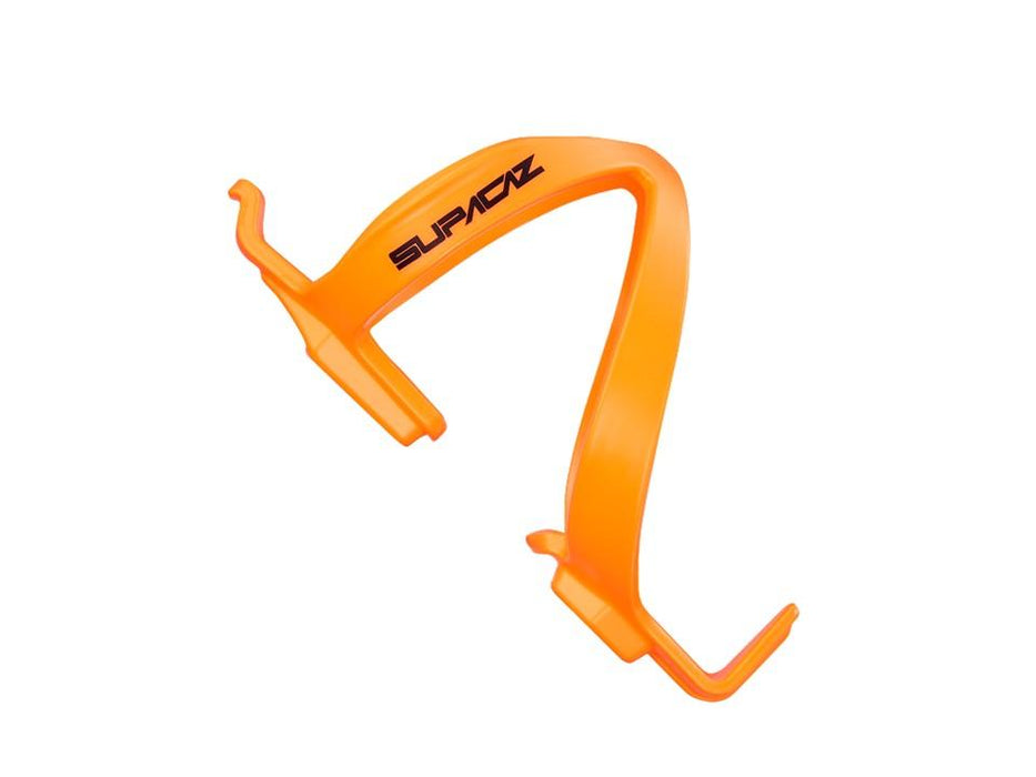Supacaz Fly Cage Poly Neon Orange