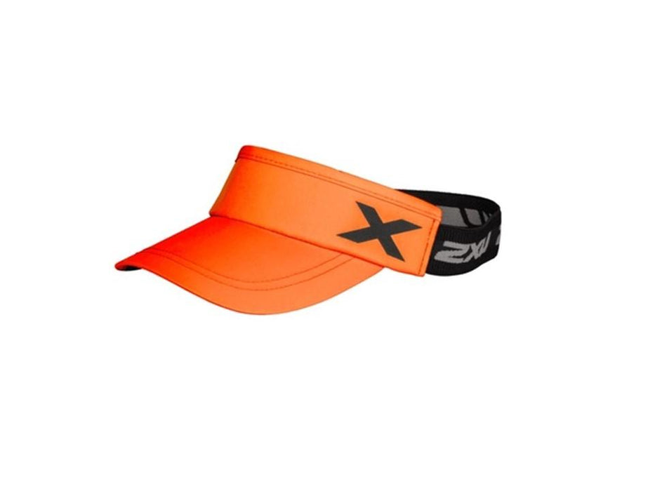 2XU Performance Visor Orange