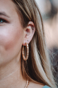 Emily Hoop Earrings - Shop Unrivaled