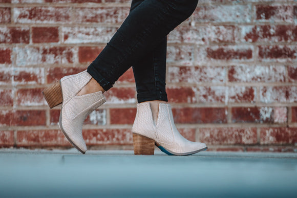 Eve Booties - Shop Unrivaled