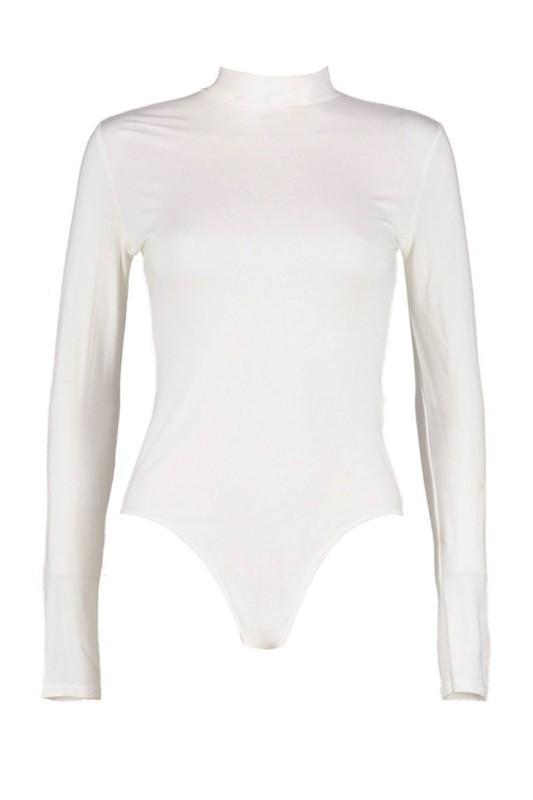 Brooks Mock Neck Bodysuit - Shop Unrivaled