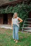 Logan Wide Leg Pants - Shop Unrivaled