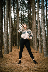 Lucy Camo Jacket - Shop Unrivaled
