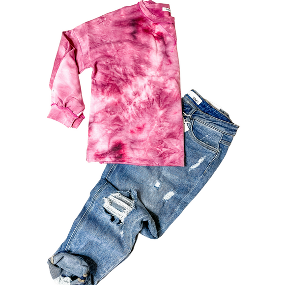 Jesus Thought You Were Tie-Dye For - Shop Unrivaled