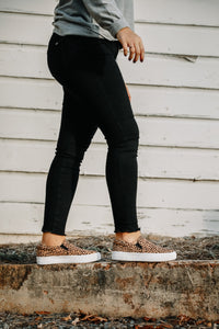 Emmy Black Skinny Jeans - Shop Unrivaled