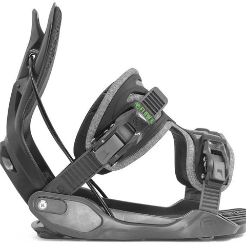 2020 FLOW ALPHA SNOWBOARD BINDINGS